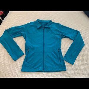 Lululemon Shape Up Define Zip Jacket Peck Blue 4